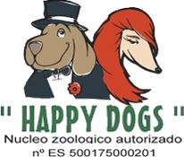 logo happy dogs